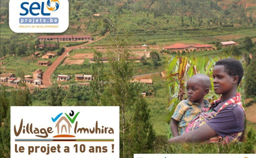 Village Imuhira : le projet a 10 ans