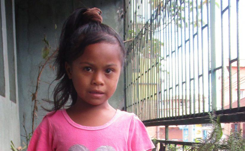 FINOANA – 5 ans (F) – MADAGASCAR