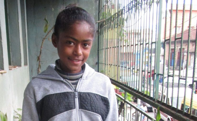 CYNTHIA – 13 ans (F) – MADAGASCAR