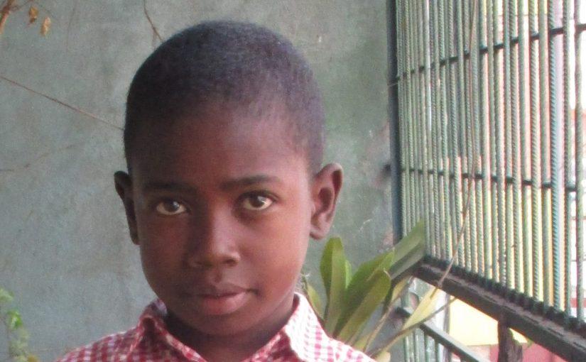 JUDICAËL – 10 ans (G) – MADAGASCAR