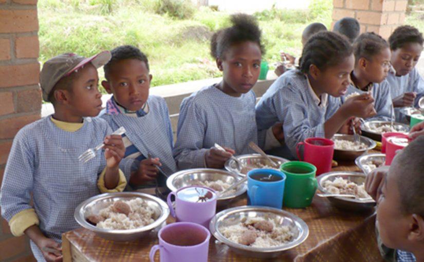 Cantines scolaires – bien plus qu'un repas