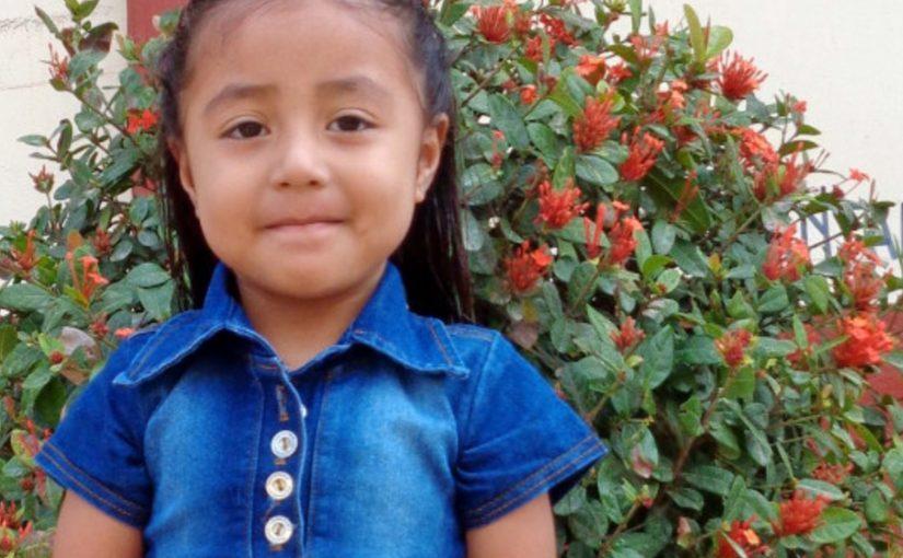 MARIA – 4 ans (F) – MEXIQUE