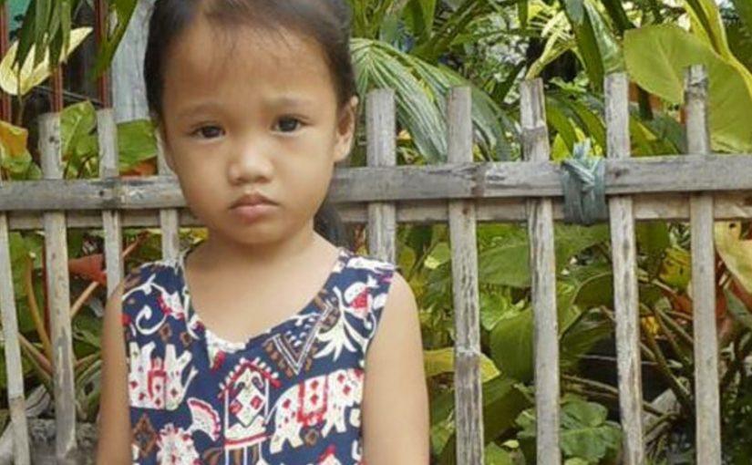 PRINCESS – 4 ans (F) – PHILIPPINES