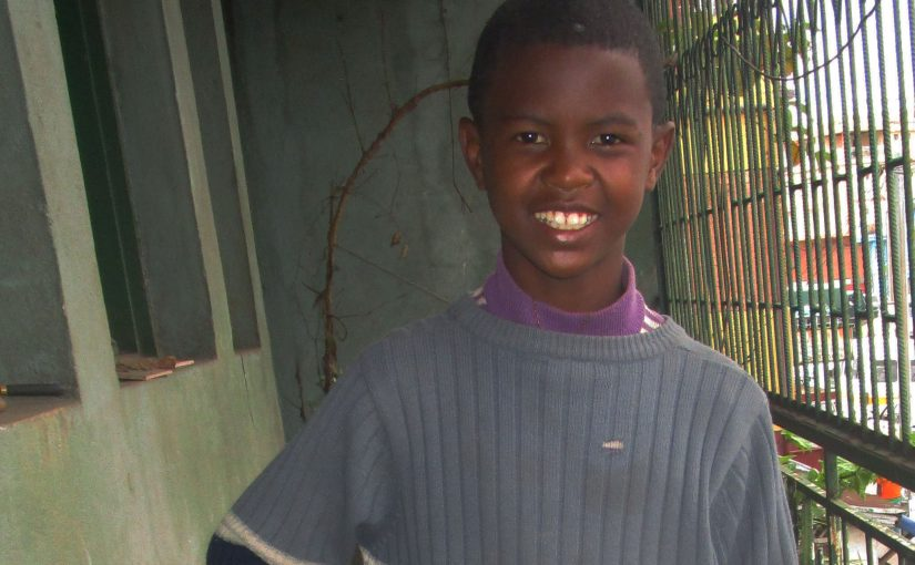 TANJONA – 12 ans (G) – MADAGASCAR