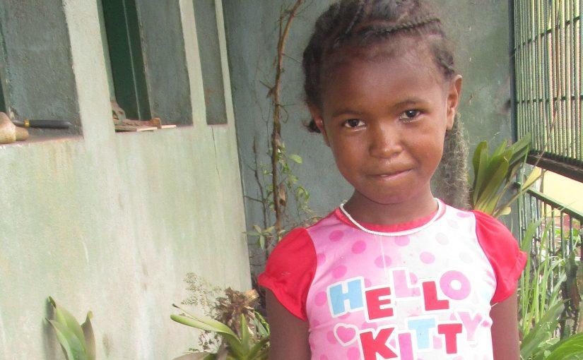 MIREILLE – 10 ans (F) – Madagascar