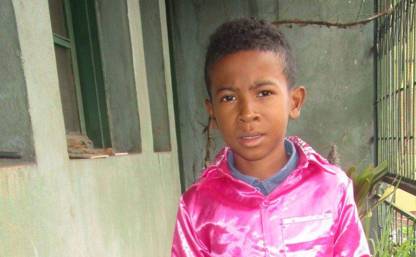 ROMEO – 11 ans (G) – MADAGASCAR