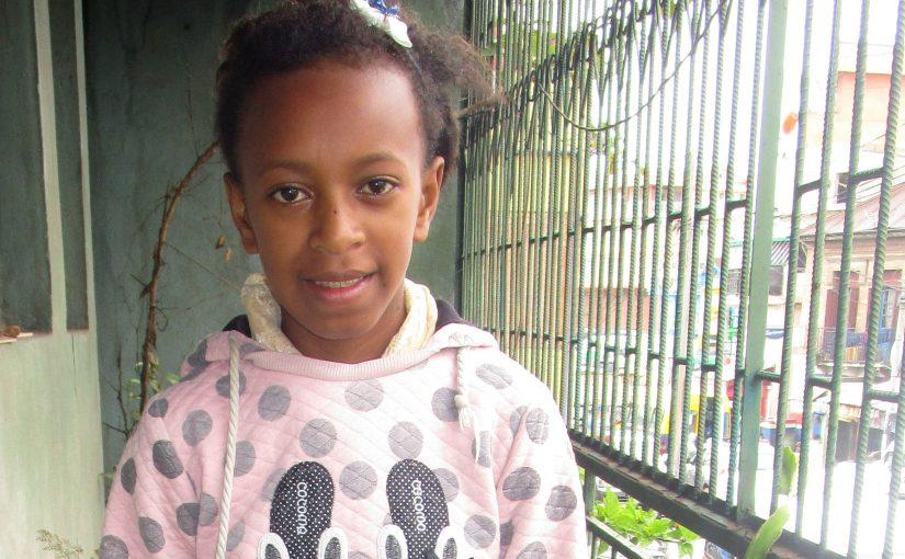 OLIVIA –  12 ans (F) – MADAGASCAR