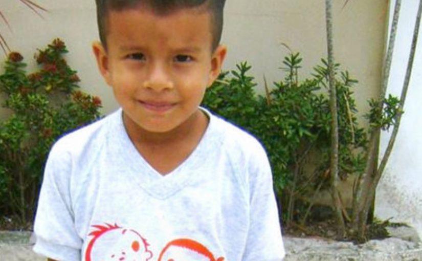 JARIEL – 6 ans (G) – Equateur