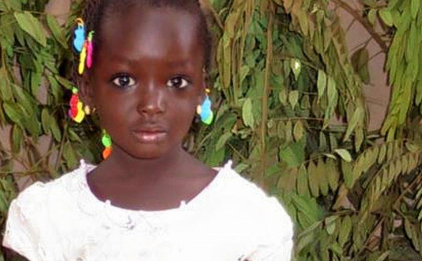 SAÏDATOU – 3 ans (F) – BURKINA FASO