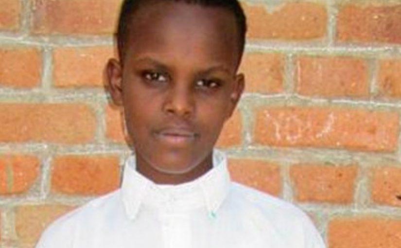Zahabu – 12 ans (F) – Rwanda