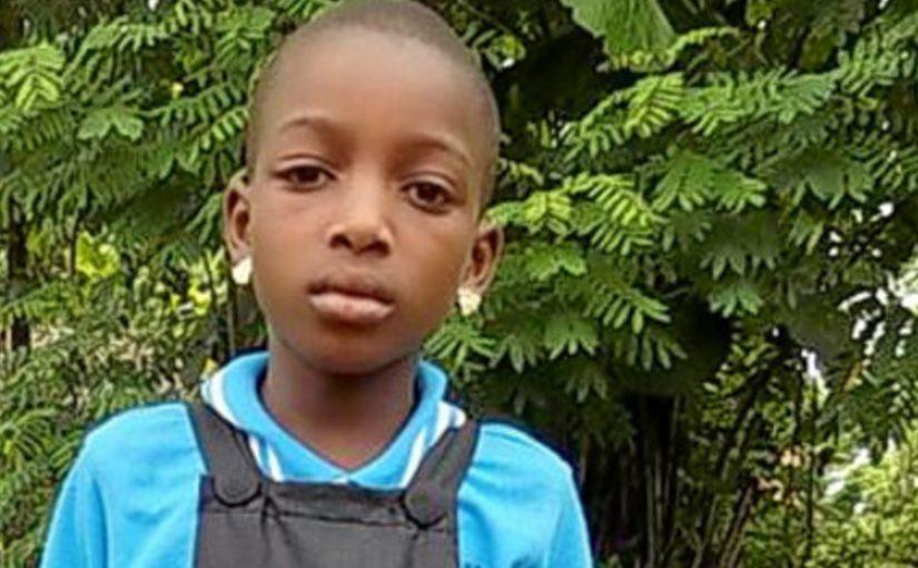 Joséphine – 9 ans (F) – Togo