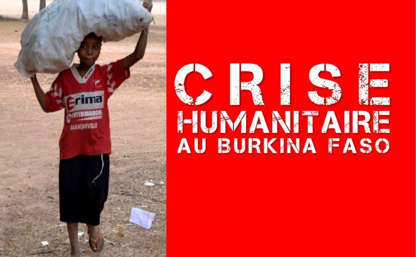Crise humanitaire au Burkina Faso