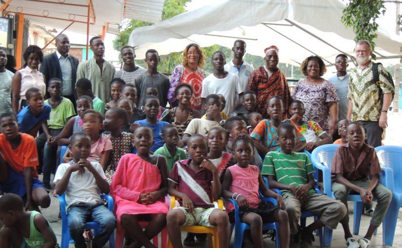 Une vision pour les orphelins d'Abidjan – Bethel Food Internationale – Côte d'Ivoire