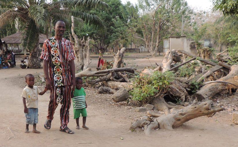 Projet SON – Togo – Là où la joie brille sur le visage des enfants