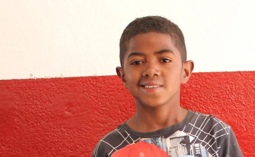 CEDRIC – 11 ans (G) – MADAGASCAR