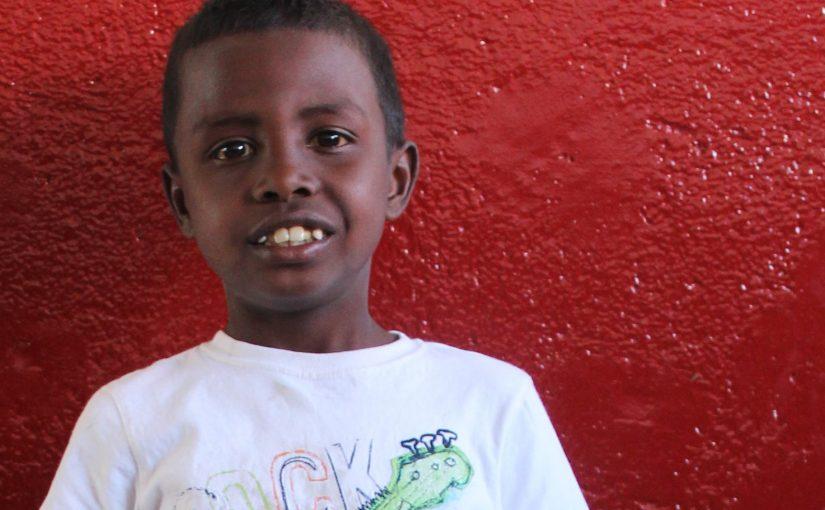 LUCAS – 8 ans (G) – MADAGASCAR