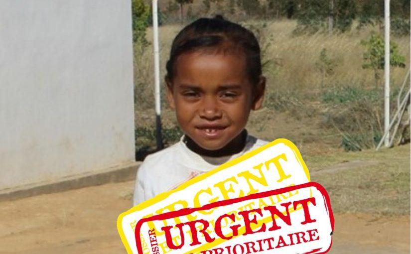 MITIA – 6 ans (F) – Madagascar – Andranotaratra