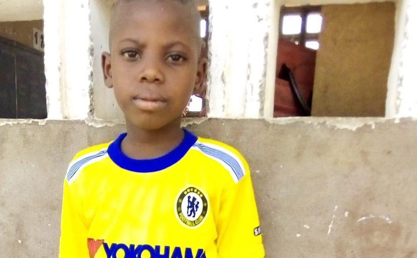 Kéface – 6 ans (G) – Togo