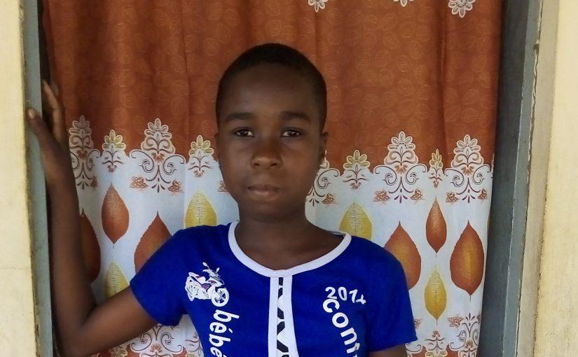 Grâce – 12 ans (F) – Togo