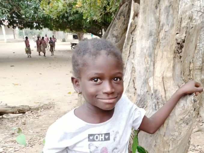 Conforte – 7 ans (F) – Togo