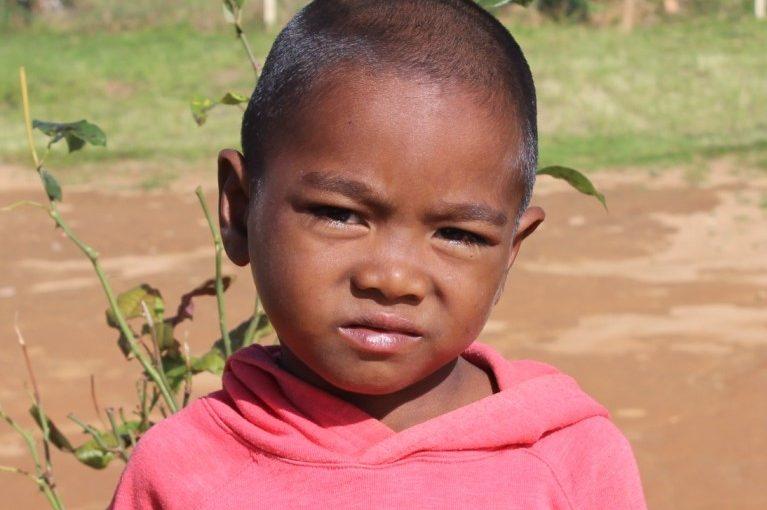 Jimmy – 5 ans (G) – Madagascar Andranotaratra