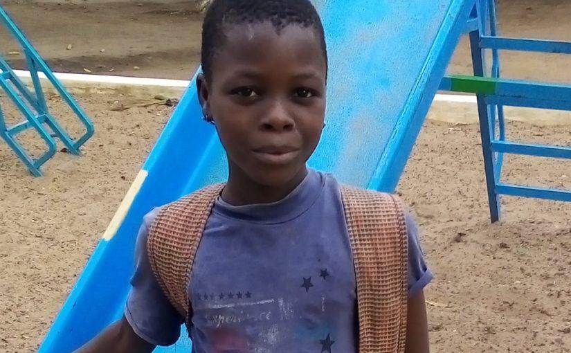 Claudine – 10 ans (F) – Togo