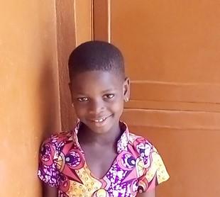 Espérance  – 8 ans (F) – Togo