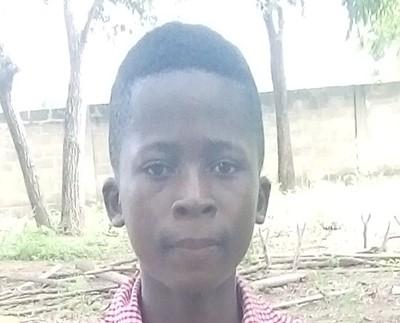 Noël – 14 ans (G) – Togo Soleil des Nations