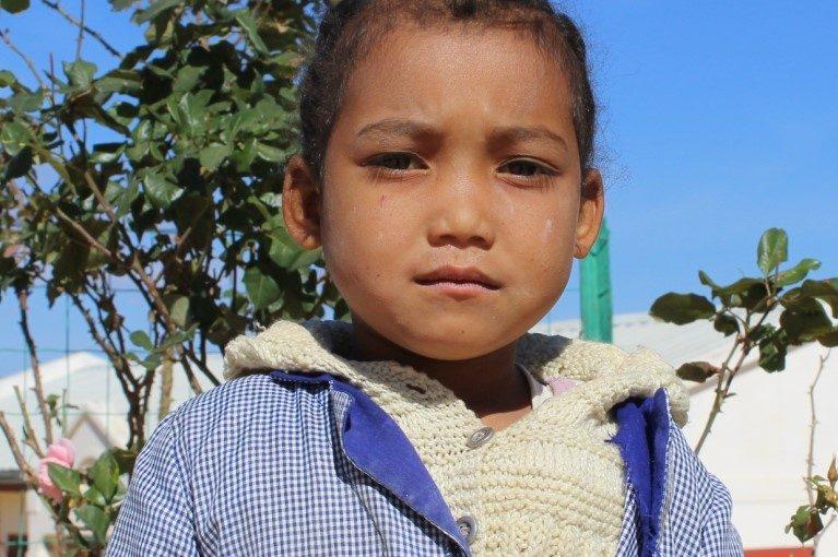 Miarintsoa – 5 ans (F) – Andranotaratra Madagascar